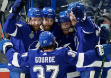 Zapped: Lightning too much for Canadiens in Stanley Cup final opener