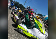 CHEK Upside: Comox Valley kart racer has her eyes set on Formula One