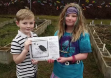 CHEK Upside: Young Ladysmith duo recognized for ocean-cleaning invention