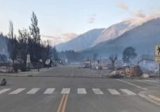 Fire destroys most homes and buildings in Lytton, some residents missing