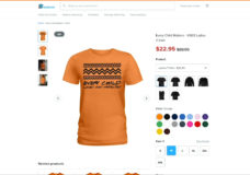 'It's appalling': 12-year-old says Orange Shirt Day design ripped off by American website