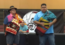 An explosion in racist incidents lead First Nations to call for calm