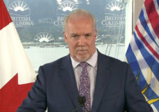 Horgan says B.C. ready to reopen border to U.S. travel despite 'significant concerns'
