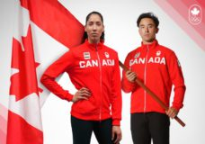 UVic grad Hirayama named one of Canada's opening ceremony flag bearers in Tokyo
