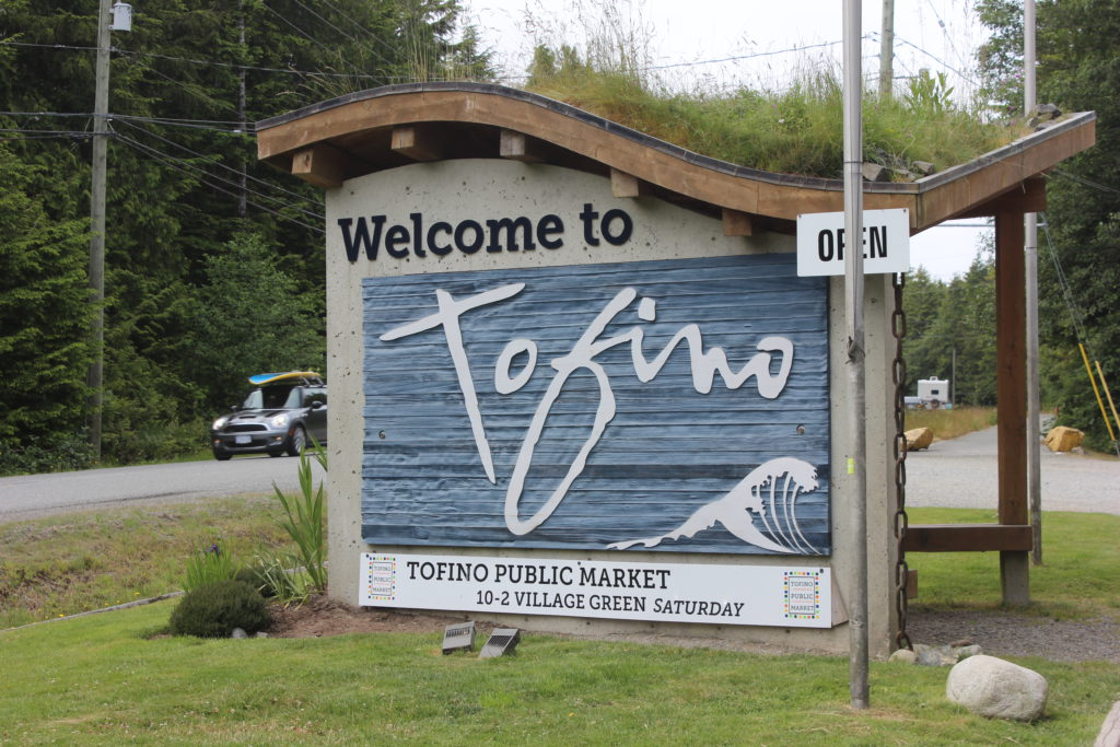 You will soon have to pay to park at Tofino beaches