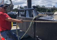 Vancouver Island fishermen upset after sudden salmon fishing closures