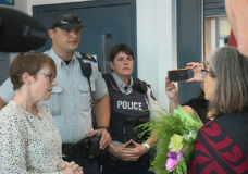 Mother of Indigenous man killed by police tells Campbell River RCMP they should be 'ashamed'