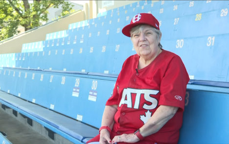 CHEK Upside: Victoria HarbourCats fan buys season tickets for local charities