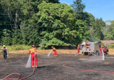 Dashwood firefighters, residents prepare for wildfires as drought continues