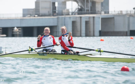 Victoria athlete part of duo that won Canada's first rowing medal of Tokyo Olympics