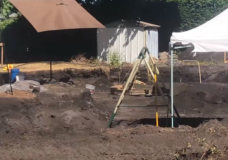 'You never know what you're going to find': Ancestral human remains unearthed at Deep Bay construction site