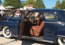 CHEK Upside: Saanich Peninsula Hospital long term care residents overjoyed to receive classic car donation