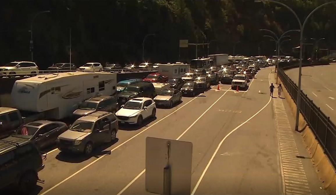 'It is insane': Overwhelming lengthy weekend visitors brings lengthy ferry waits, packs Vancouver Island