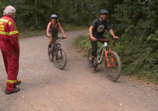 Cumberland fire chief pleads with trail users for caution amid extreme fire danger
