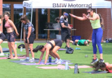 Burpee event in Oak Bay helps raise $100,000 for KidSport Greater Victoria