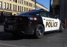 Victoria police seek witnesses, information in downtown stabbing