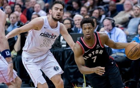 Star guard Kyle Lowry says goodbye to Toronto, heads south to join the Miami Heat