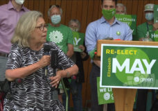Green Party candidates begin 'crucial' election campaign