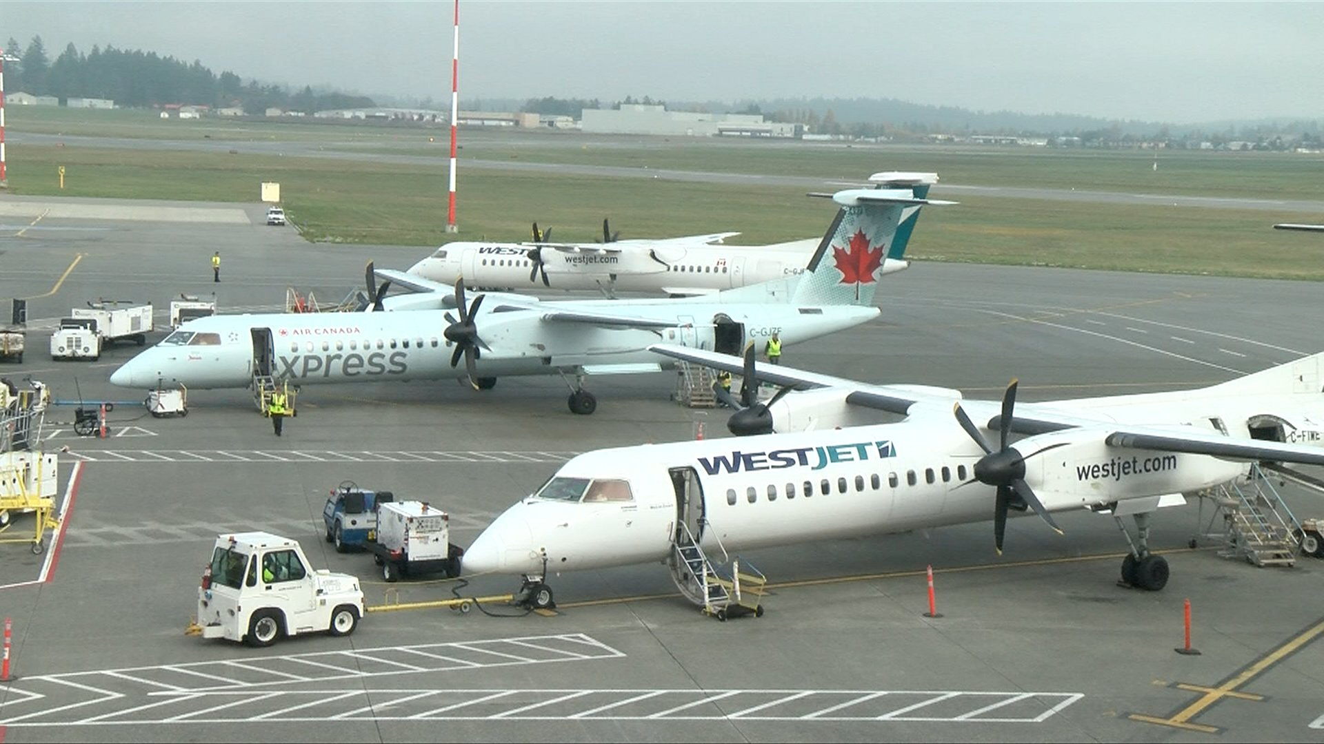 6 recent Vancouver Island flights added to province's COVID-19 exposure list
