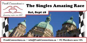 The Singles Amazing Race @ Oaks Restaurant