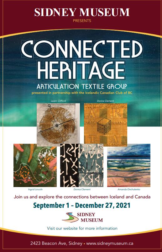 Connected Heritage Exhibit