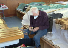 A 120-year-old pipe organ in Duncan getting major clean-up after decades