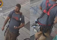 Victoria Police seeking thief that stole medical equipment from BC Emergency Health Services
