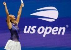 Canadian teen Leylah Fernandez posts another upset, earns spot in U.S. Open semifinals