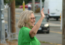 Saanich-Gulf Islands candidates look to topple incumbent Elizabeth May