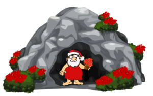 Poinsettias to build Kid Kave @ online, email,phone