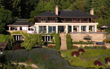 Record-breaking real estate: North Saanich property sells for nearly $23M