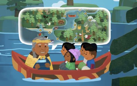 Vancouver Island First Nation creates iPad app to teach kids language, culture
