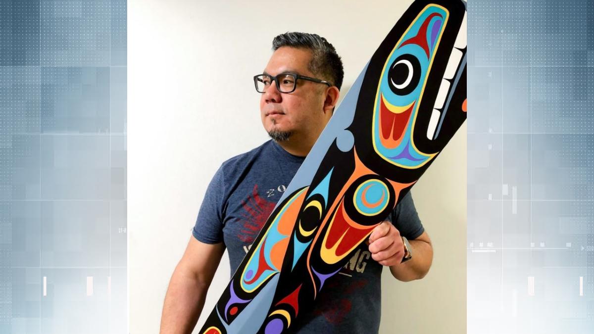 Coast Salish artist from Chemainus to design BC Ferries' new vessel
