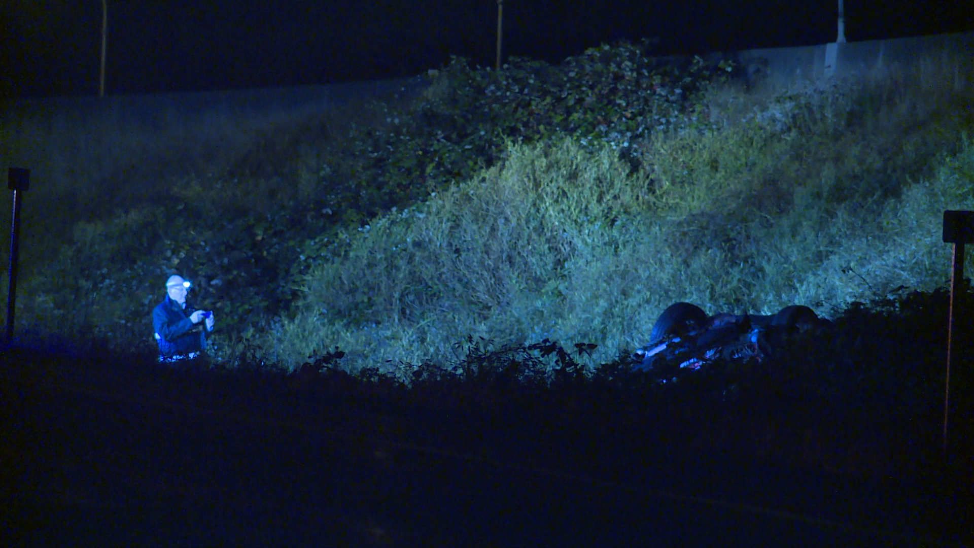 Police investigate fatal crash in Parksville