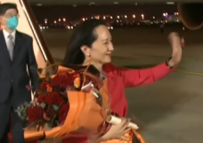 A timeline of events in the case of Meng Wanzhou