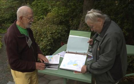 Vital People: Long-time Abkhazi Garden volunteers retire
