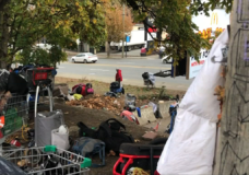 Outbreak among homeless grows in Nanaimo as those with COVID-19 have nowhere isolate