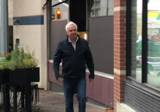 'I think we were targeted:' Nanaimo restaurant owner fears anti-vaxxers are behind vandalism