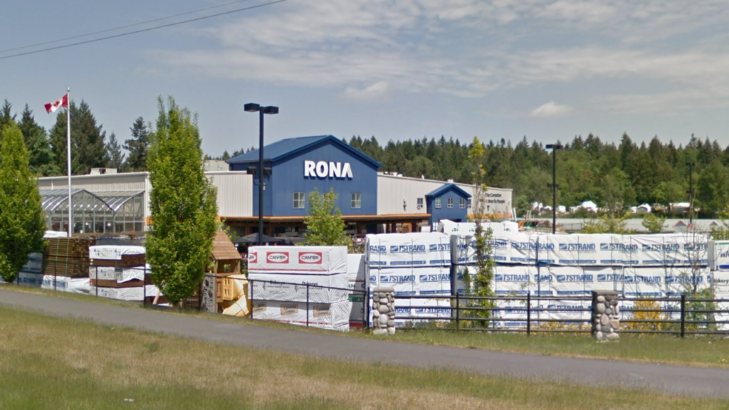 Employee at Nanaimo home improvement store tests positive for COVID-19