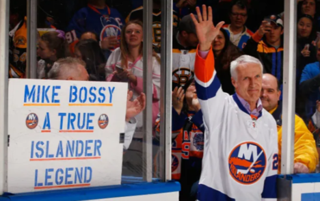 Hockey Hall of Famer Mike Bossy diagnosed with lung cancer
